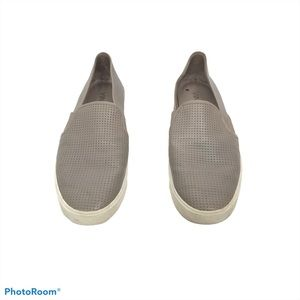 Vince Blair perforated slip on sneakers size 9.5